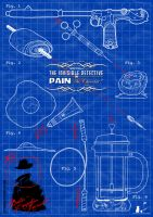 Pain Au Chocolat Poster by A-Lime-Went-Owlish