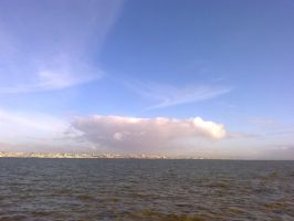The Clouds and Me - The River Tejo 2012-26 by Kay-March