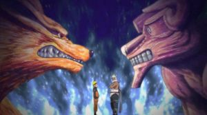 Naruto and KillerBee Opening 9 by TheXIIILightning