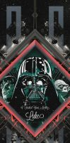 Star wars: The Empire Strikes back by CanerColakoglu