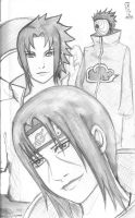 Trio Uchiha by xyz263103