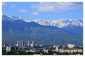 Almaty 3 by ranklord