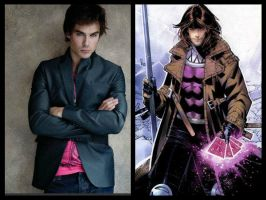 Marvel Casting - Gambit by Doc0316