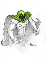 The Spectre by zookeeper02