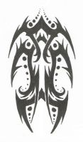 Tribal Design Tattoo by Tribalchick101
