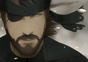 The Only and one Big Boss by DesertmanDrake