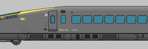 Aetyr EX Generation 7 High Speed Train by SixthCircle