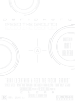 Periphery | Feed the Ground / Movie Poster Design by BetweenTheTeardrops