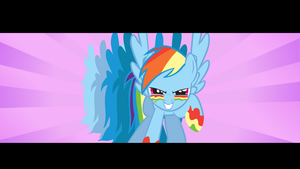 P-Team: Rainbow Dash by ShelltoonTV