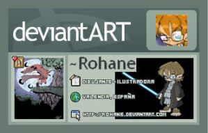 My Deviant Id by Rohane
