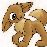 For Taily - Eevee by poliwag30