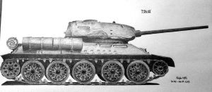 T-34 by Ralph1989