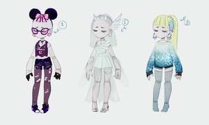 Clothes Adopt 1 ~ close by twin-tail
