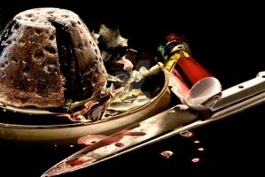 No more bloody pudding by carrowsmith