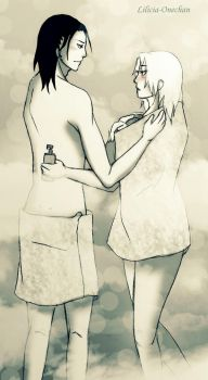 .You'll Catch a Cold. by Lilicia-Onechan