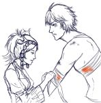 Fire Emblem - Frederick and Lissa by ShOrtSh4dow