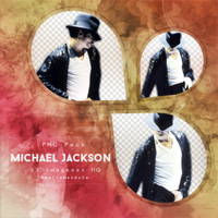 MICHAEL JACKSON PNG Pack #1 by LoveEm08
