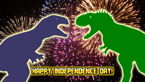 Happy Independence Day by KingAsylus91