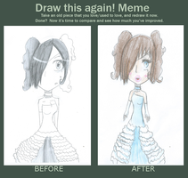 meme Before and After :  zdzislawa by htfloveAPH
