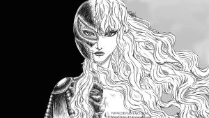 Grifis/Griffith/Phemt from Berserk by WhiteWidow10