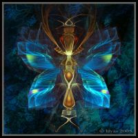 Butterfly Queen by Lilyas
