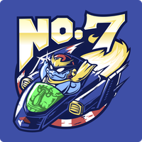 Number Seven by AadmM