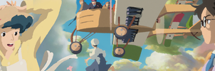 Wind Rises Tribute by gixthegreat