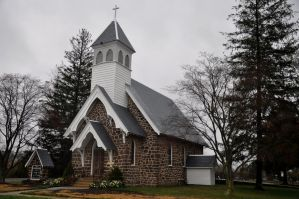 Quaint Little Country Church 4 by FairieGoodMother