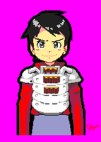 godsavant Art Trade - Engineer sprite by Rakugaki-otoko