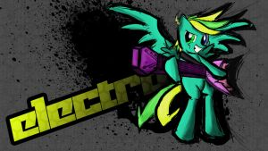 Electro [Splash Art] by rorycon
