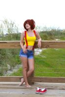 Misty: Boardwalk Babe by HarleyTheSirenxoxo