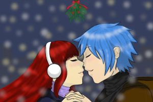 Mistletoe by nutty-manju