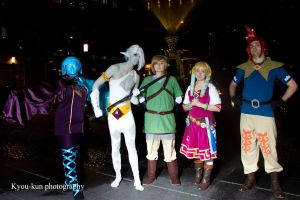 Skyward Sword by MoonMelodyCosplay