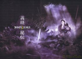 MoonSaga Wallpaper Version 4 with BG by ChosenOneFaith