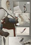 Serves You Right (Page 1 of 9) by doubleleaf