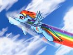 In The Sky by tikrs007