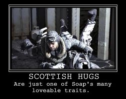 COD: Scottish Hugs by chocolatetater-tot