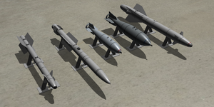 Russian Aircraft Armament by NightRaven49