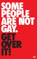Some People Are NOT Gay. by Garfcore