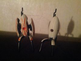 Portal Turrets by colemacgrath24