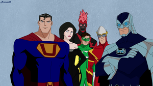 Crime Syndicate of Amerika (Forever Evil) by Ammar69
