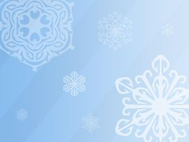 Christmas Snowflakes by Relicea