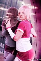 Code Lyoko: Into the Tower by Rose-Curel