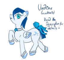 ~+:Pony Adoptable Auction II:+~ by fivedollarponies