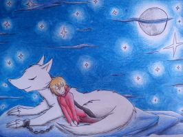 13000 Pageviews /pic for a friend /blissful moment by TheDragonsCove