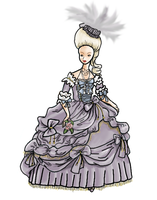 Victorian Dress by shinshu-inu