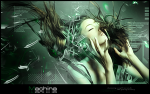 Machina by crystalcleargfx