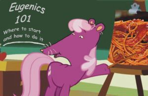 Mr Ratburn the pony teacher by DethLunchies