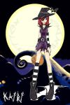 Kairi in Halloween Town by mell0w-m1nded