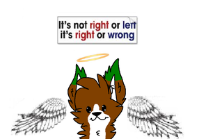 Right or Wrong (Chillywolf8) by AurothOfTheDragon